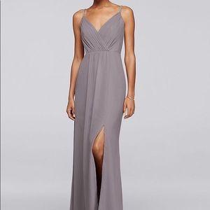 David's Bridal Prom or Bridesmaid Dress